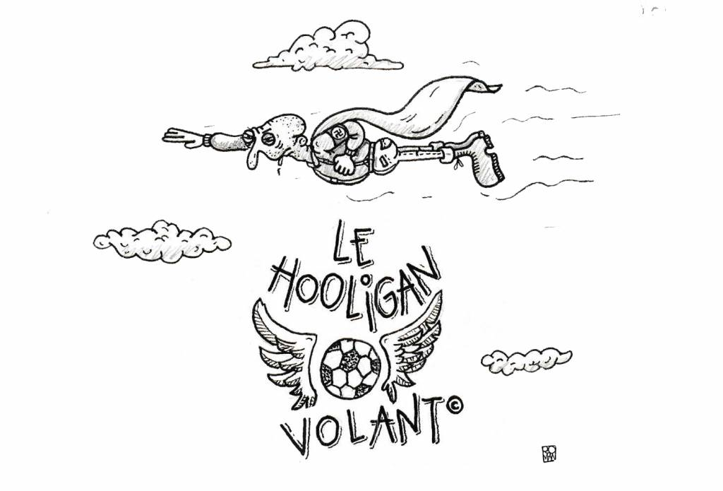 Hooligan-Volant