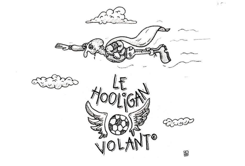 Hooligan-Volant